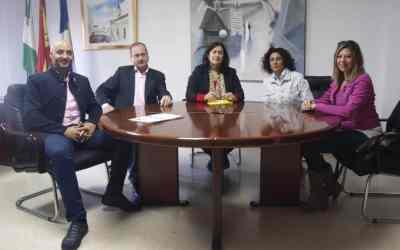 El Ayuntamiento de Aljaraque firma un acuerdo de colaboracion con la agencia de colocacion onubense  Aprenda Formacion para mejorar la insercion laboral en la localidad