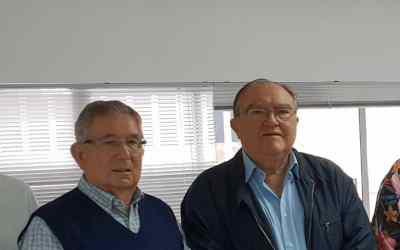 Aprenda Formación ha donado 1.500€ al Banco de Alimentos de Huelva