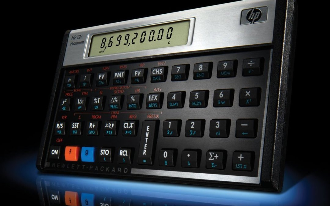 Dúvida sobre parcela de juros na Tabela Price usando HP12c