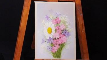 02- bodegon flores al oleo