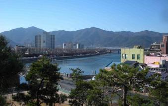 imagen de la ciudad de miryang