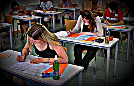 English writing exam