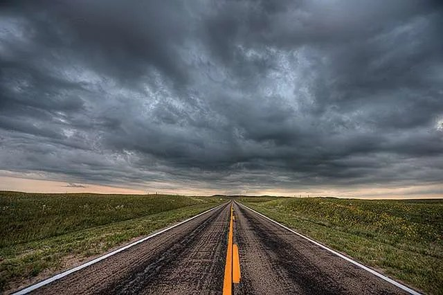 storm clouds by diana robinson