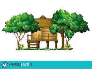 Aprender Gratis | Manual para construir una casa en un árbol