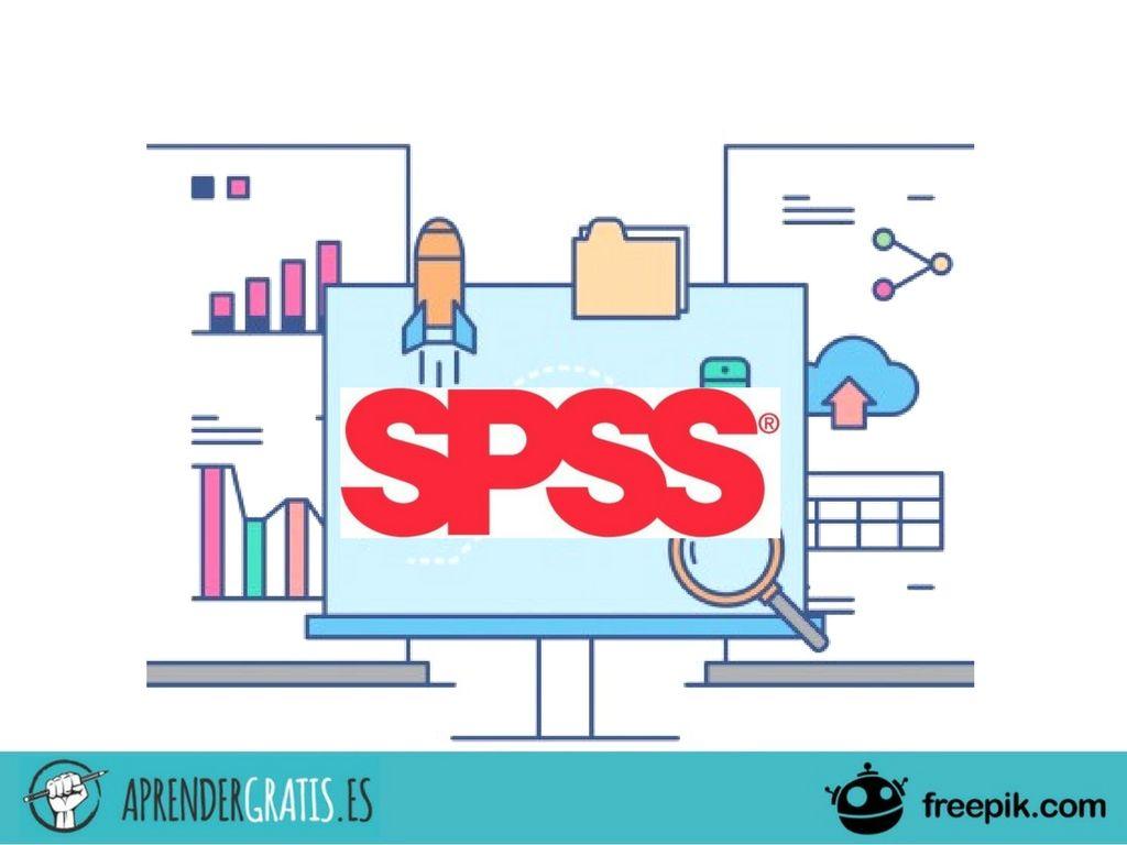 Aprender Gratis | Curso en español sobre SPSS