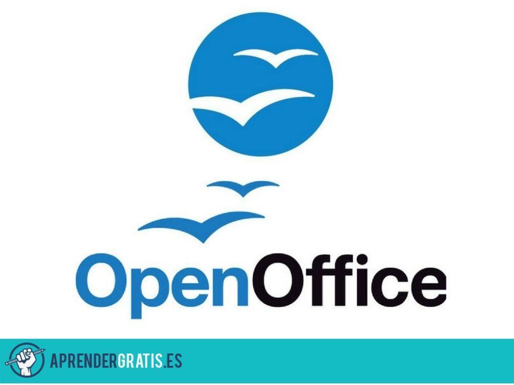 Aprender Gratis | Curso sobre OpenOffice y herramientas de software libre