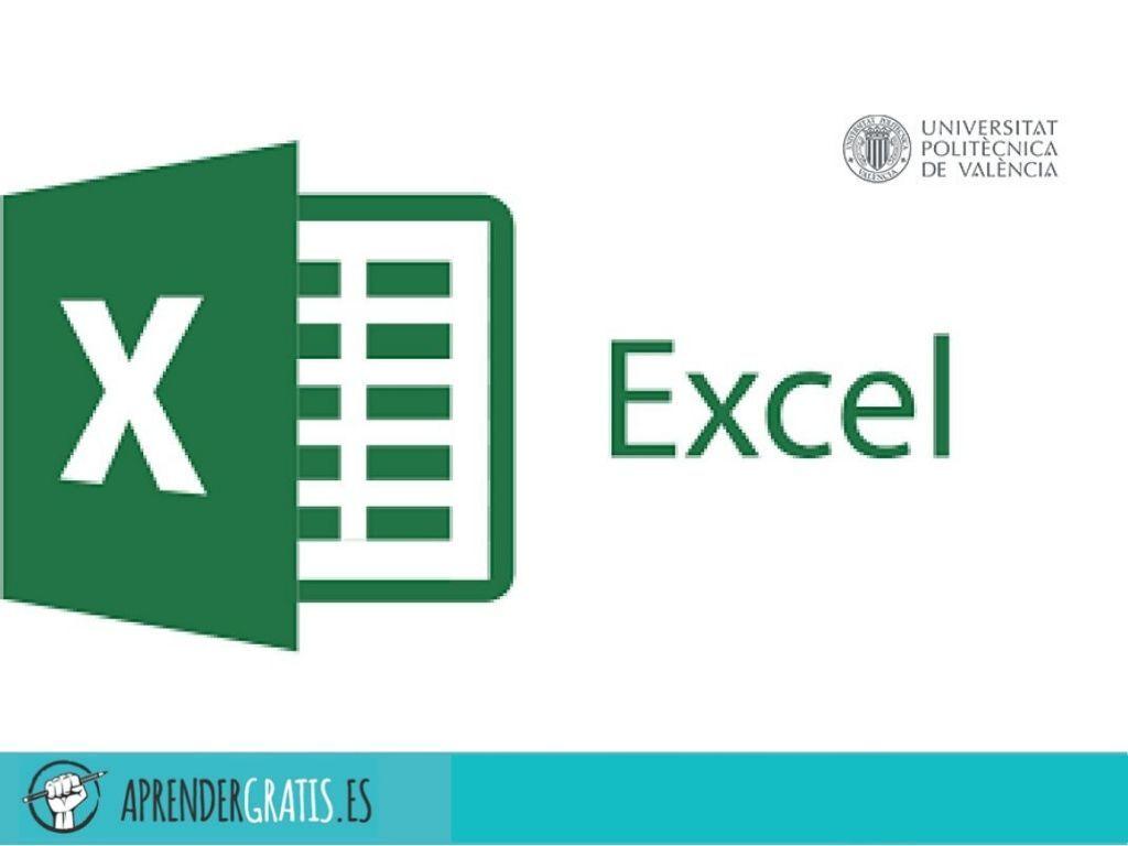 Aprender Gratis   Curso de introducción en Excel