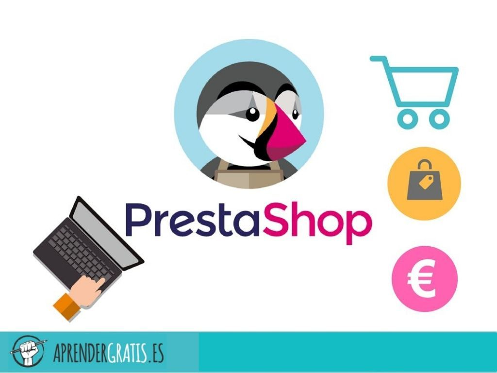 Aprender Gratis | Curso para aprender a crear un tienda en Prestashop