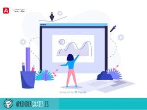 Aprender Gratis | Curso para ser gestor de imagen de sitos webs
