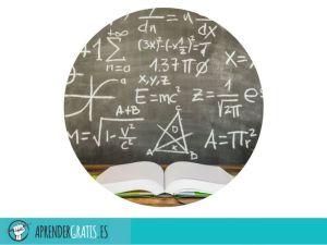 Aprender Gratis | Curso de iniciación al álgebra