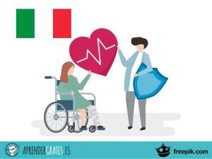 Aprender Gratis   Curso de italiano para el sector salud