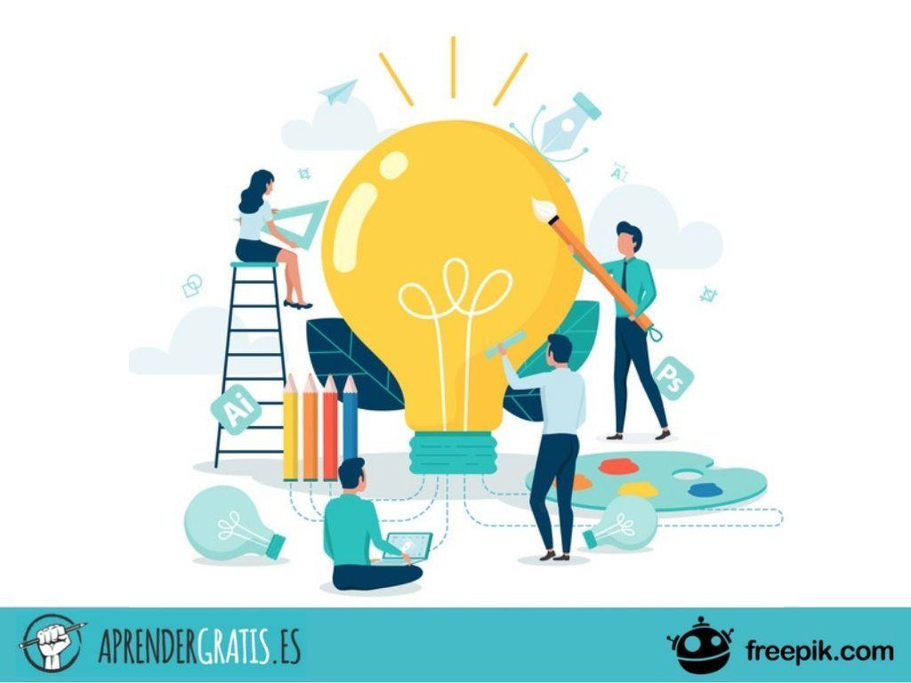 Aprender Gratis | Curso para potenciar la creatividad