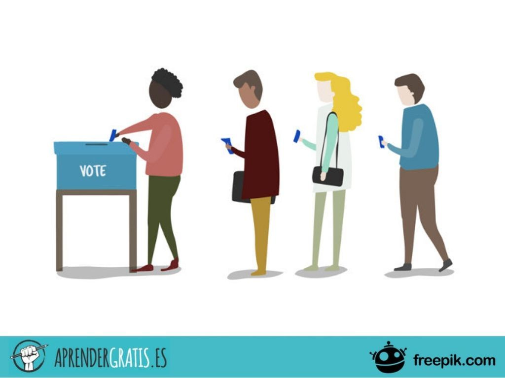 Aprender Gratis | Curso sobre las elecciones y el derecho político
