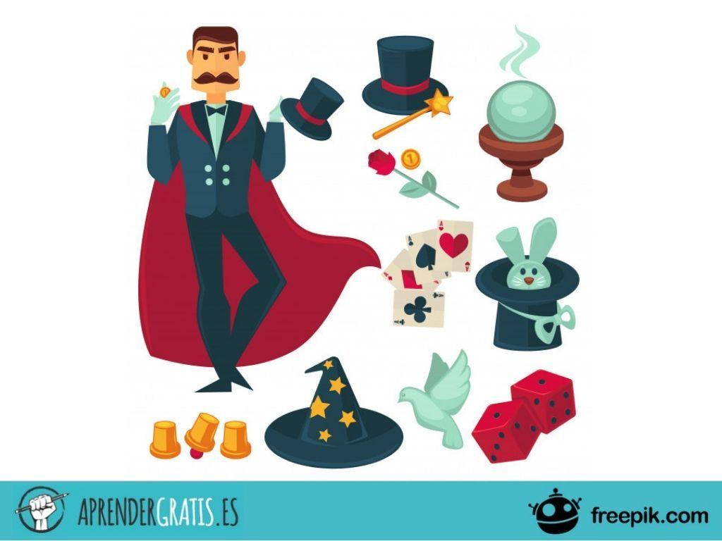 Aprender Gratis   Curso de iniciación en la magia