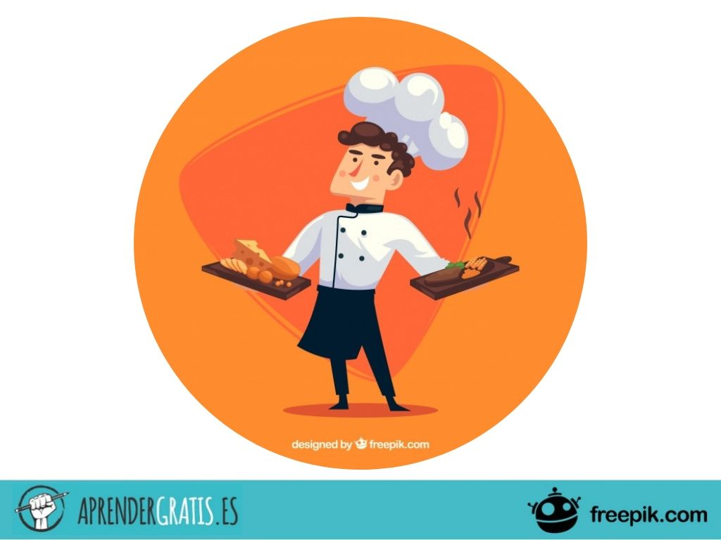 Aprender Gratis | Curso para aprender a cocinar de manera creativa