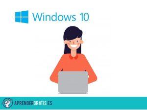 Aprender Gratis | Curso de uso de Windows 10