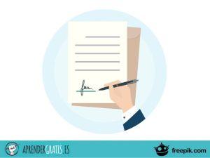 Aprender Gratis | Curso sobre derecho contractual