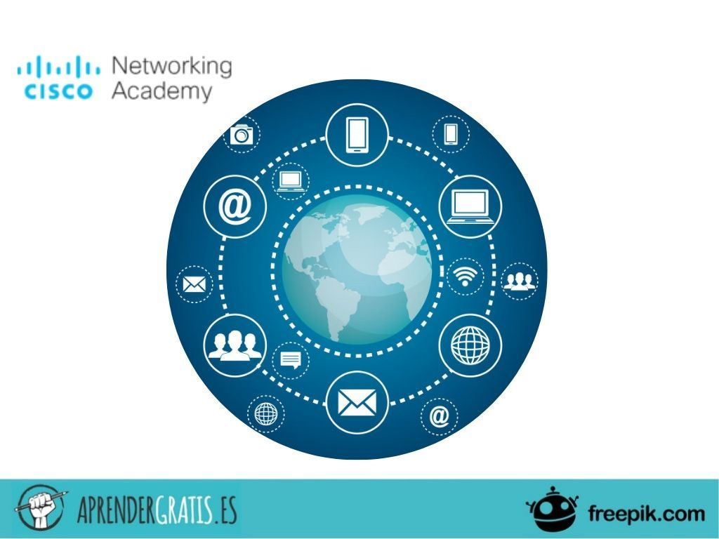 Aprender Gratis | Curso básico sobre creación de redes Cisco