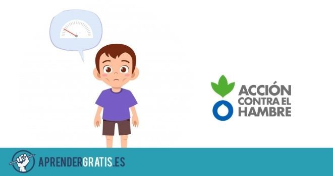 Aprender Gratis | Curso sobre desnutrición infantil y efectos