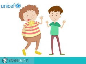 Aprender Gratis | Guía contra la obesidad en niños y adolescentes (UNICEF)