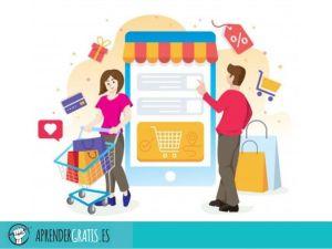 Aprender Gratis | Curso para crear una tienda online