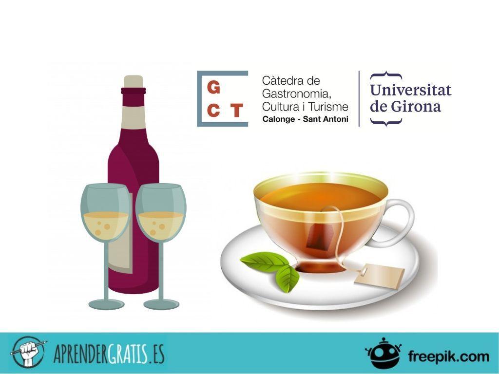 Aprender Gratis | Curso sobre la relación de la cultura del vino y del té