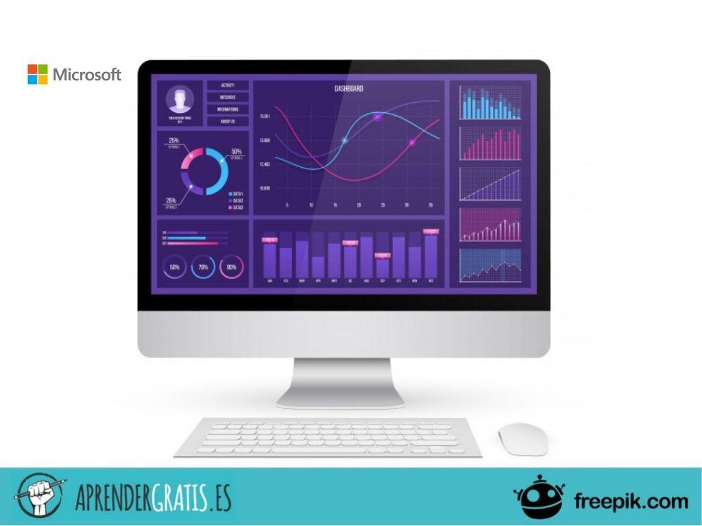 Aprender Gratis | Curso sobre análisis y visualización de datos con Power BI