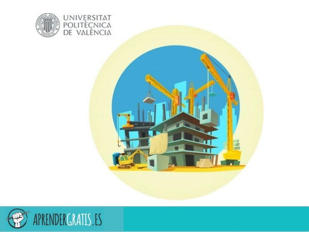 Aprender Gratis   Curso sobre obras civiles y edificación