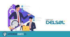 Aprender Gratis | Curso de manejo de software de gestión de empresas Desol