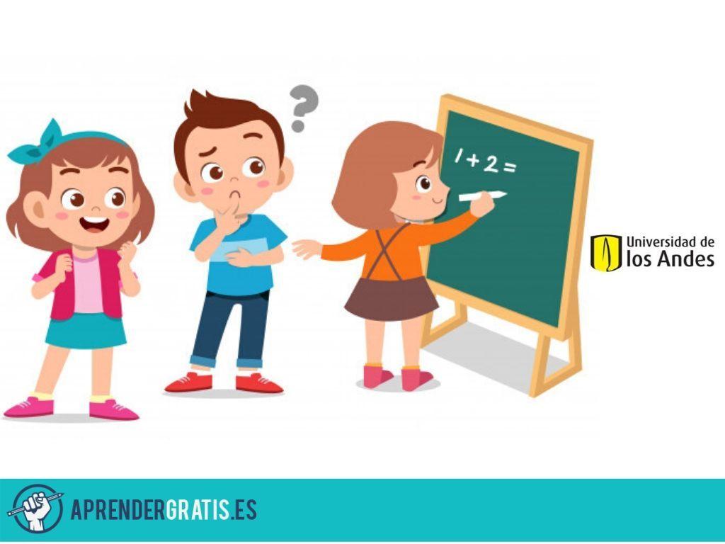 Aprender Gratis   Curso de matemáticas para primaria