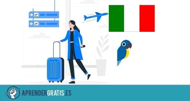 Aprender Gratis | Curso de italiano para viajes