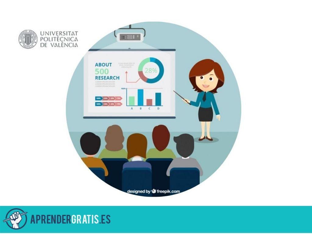 Aprender Gratis | Curso sobre presentaciones con PowerPoint