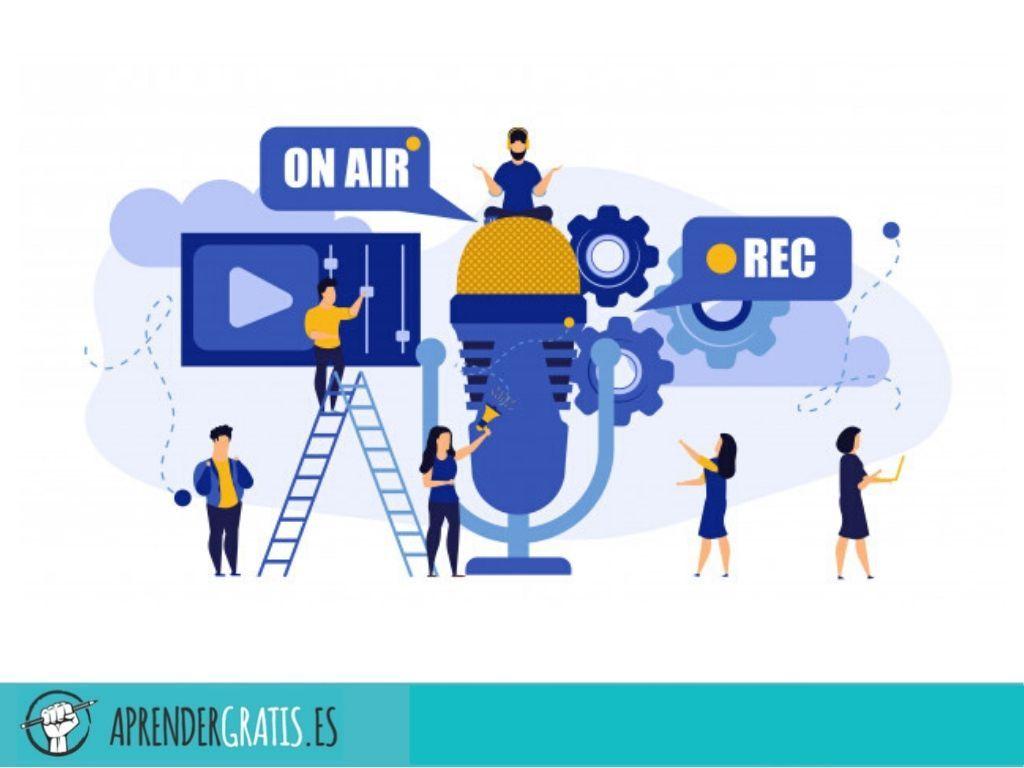 Aprender Gratis   Curso de creación y automatización de radios por Internet