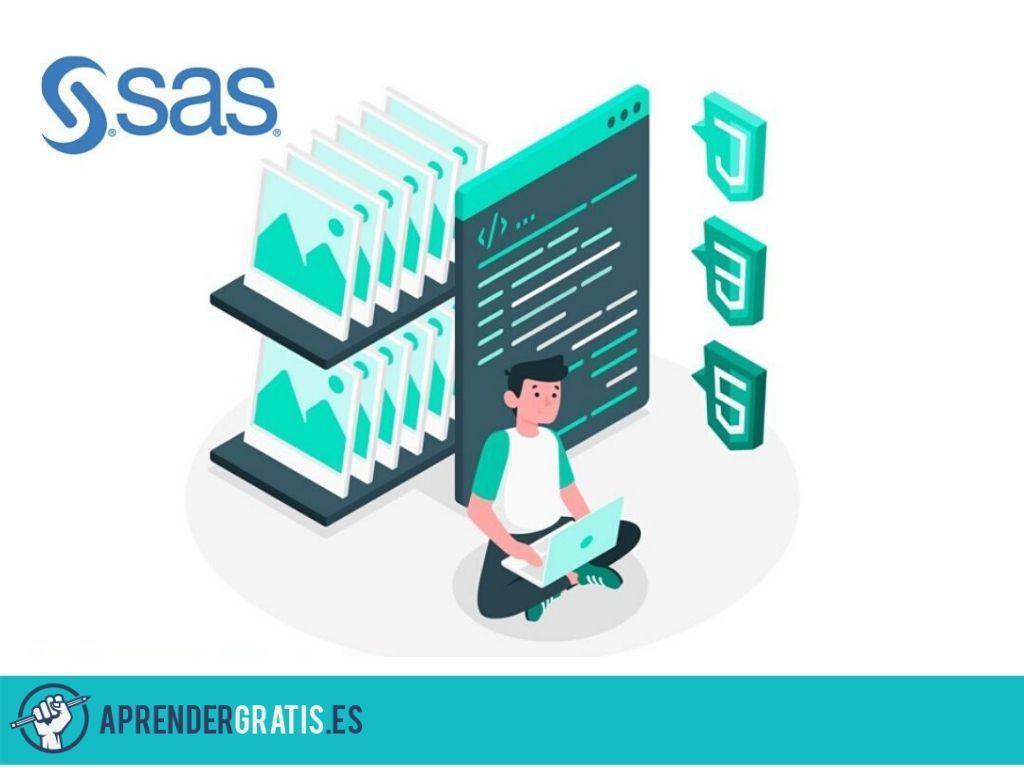 Aprender Gratis | Curso de programación básica de SAS