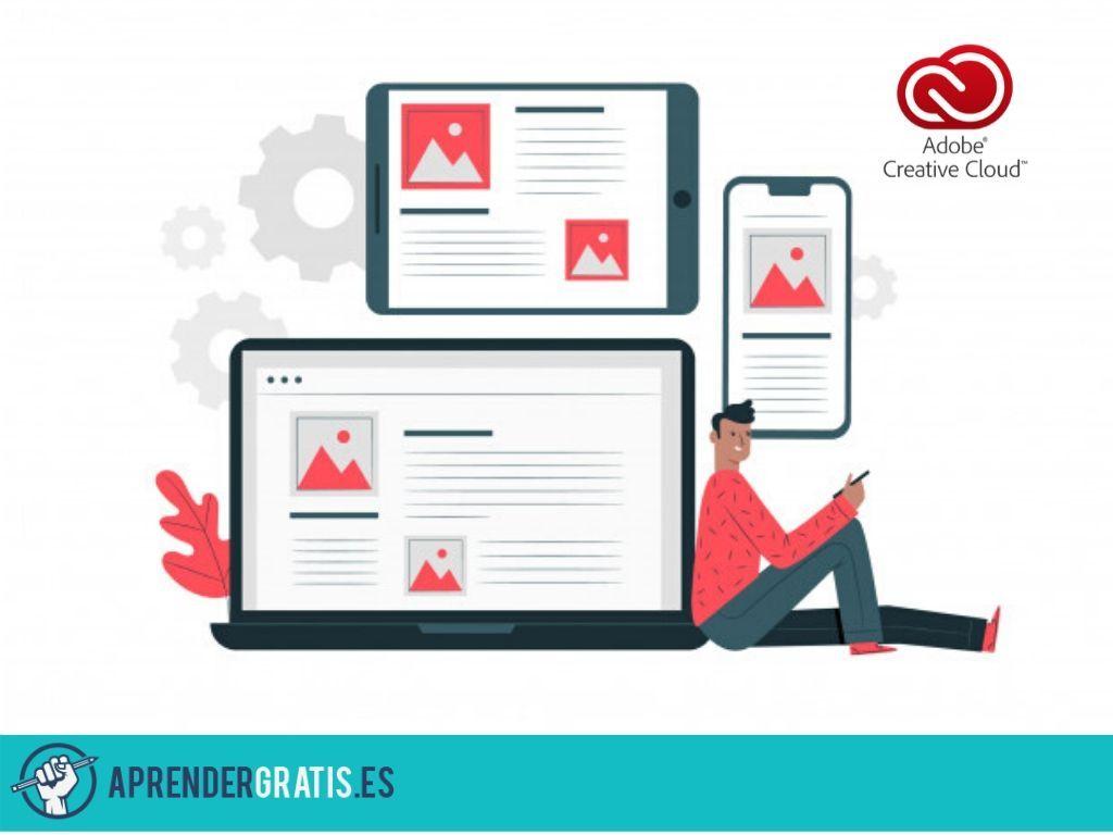 Aprender Gratis | Manual de Photoshop y Adobe Creative Cloud