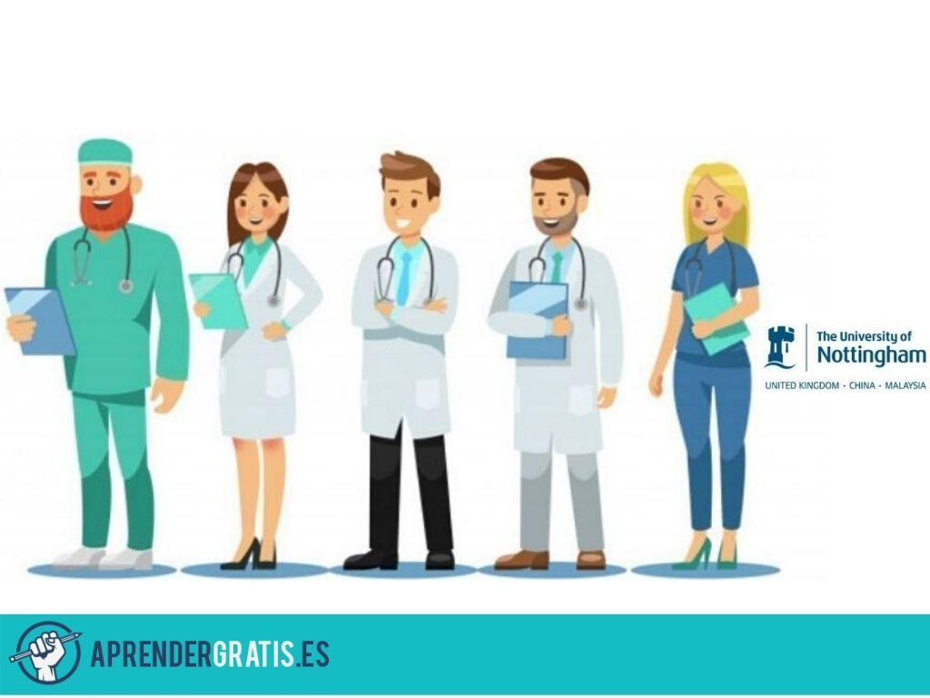 Aprender Gratis   Curso de inglés para enfermería y carreras de salud