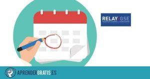 Aprender Gratis | Curso sobre la organización del calendario del profesor