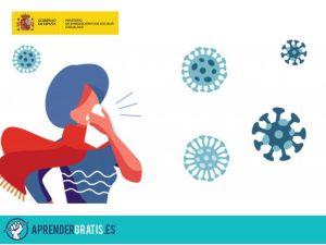 Aprender Gratis | Guía sobre el Coronavirus para la población