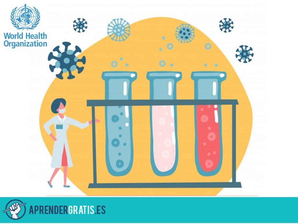 Aprender Gratis | Curso sobre el coronavirus por la OMS