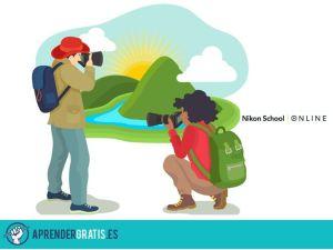Aprender Gratis | Curso de fotografía de paisajes dinámicos