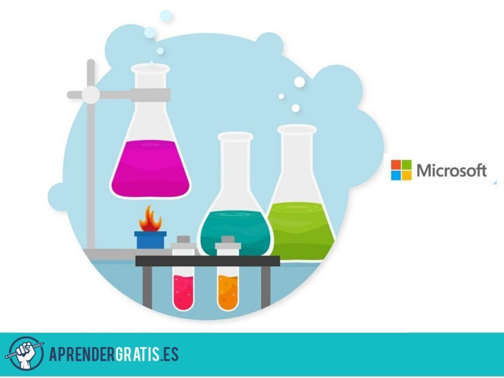 Aprender Gratis   Curso sobre uso de Minecraft para enseñar Químicas