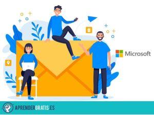 Aprender Gratis   Curso sobre cómo usar el correo de Microsoft