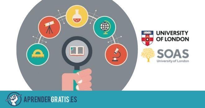 Aprender Gratis | Curso sobre los fundamentos de los métodos de investigación