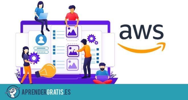 Aprender Gratis | Programa de cursos sobre fundamentos de Amazon Web Services
