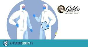 Aprender Gratis | Curso de bioseguridad y equipo de protección COVID-19