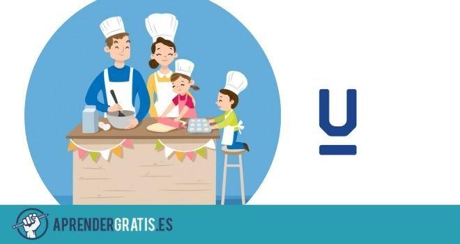 Aprender Gratis | Curso de recetas para niños