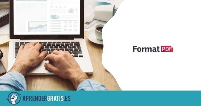 Aprender Gratis   FormatPDF, mucho más que un conversor de PDF online