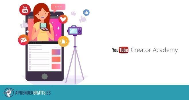 Aprender Gratis | Curso para iniciarse como Youtuber