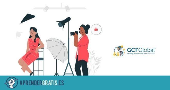 Aprender Gratis | Curso sobre fotografía digital