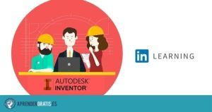 Aprender Gratis | Curso para manejar Inventor Autodesk